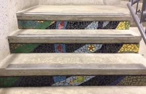 Mosaic Stair_a