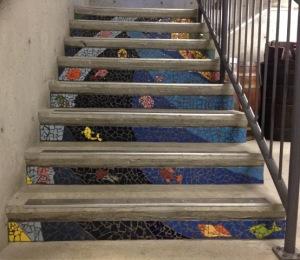 Mosaic Stair_b