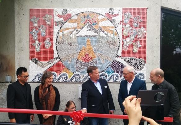 Mosaic Unveiling